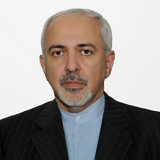 Iran foreign minister Mohammad Javad Zarif