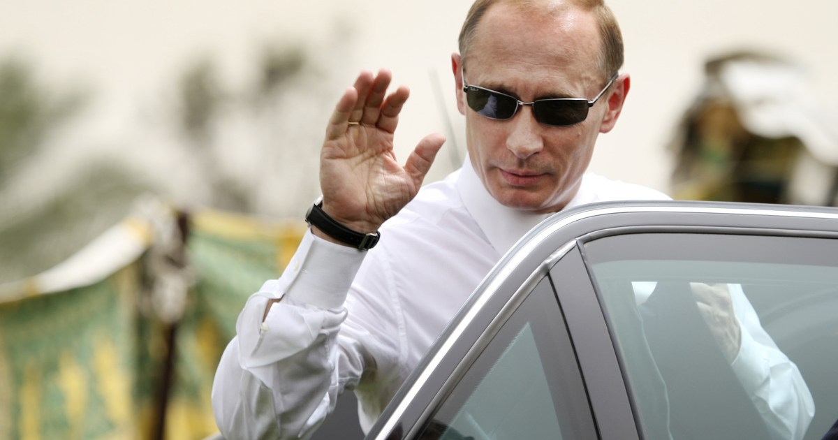 Vladimir Putin has retaken a Cold War stance against the United States.