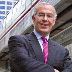 New York Times columnist and author David Brooks