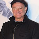 Photo of comedian/actor Robin Williams, who committed suicide in 2014