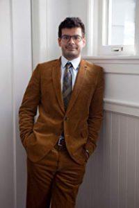 Photo of author/investor Bruce Cannon Gibney