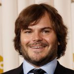 Portrait of actor Jack Black