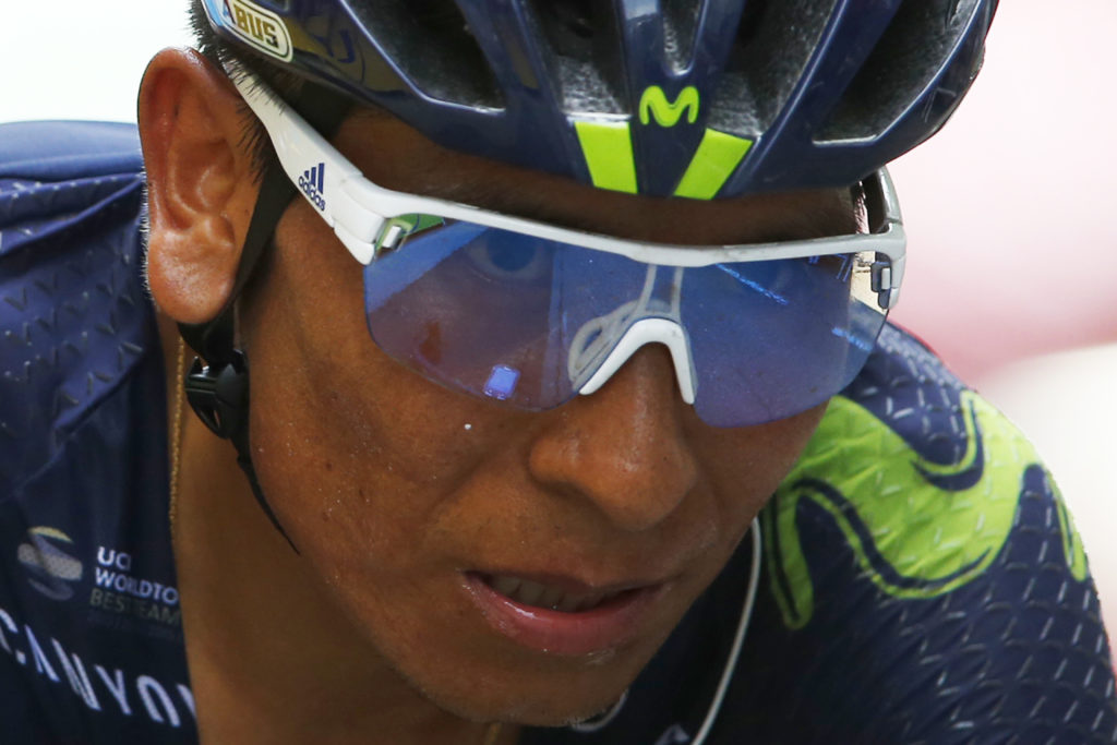 AP photo of Columbia's Nairo Quintana