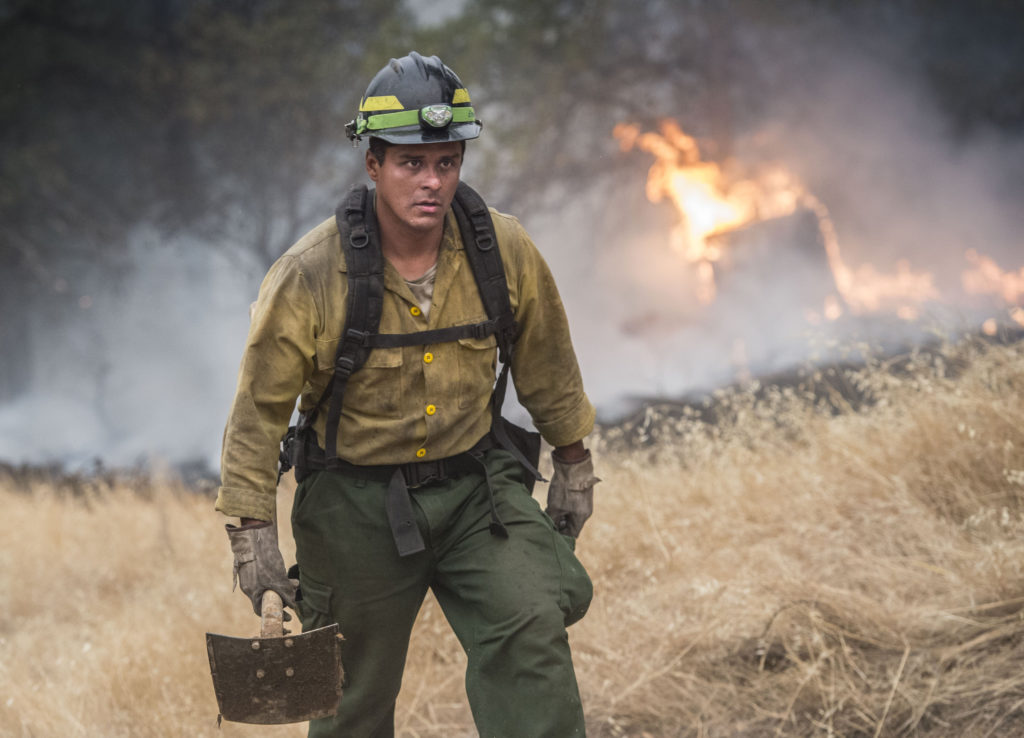 Photo of firefighter Vincent Plant
