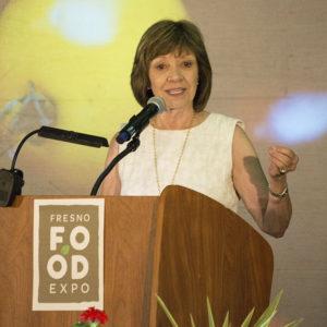 Photo of California Ag Secretary Karen Ross