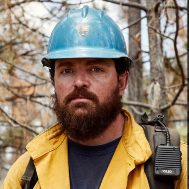Photo of fallen firefighter Brian Hughes