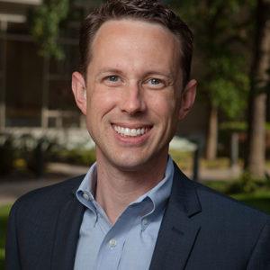 Portrait of Fresno City Councilman Clint Olivier