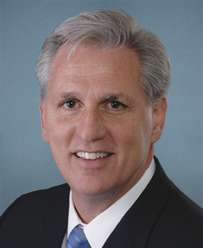 Portrait of House Majority Leader Kevin McCarthy