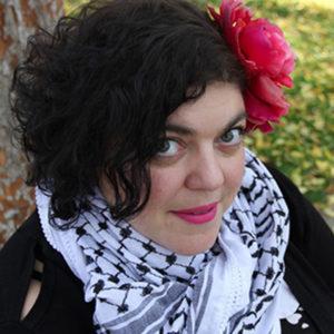 Fresno State professor Randa Jarrar
