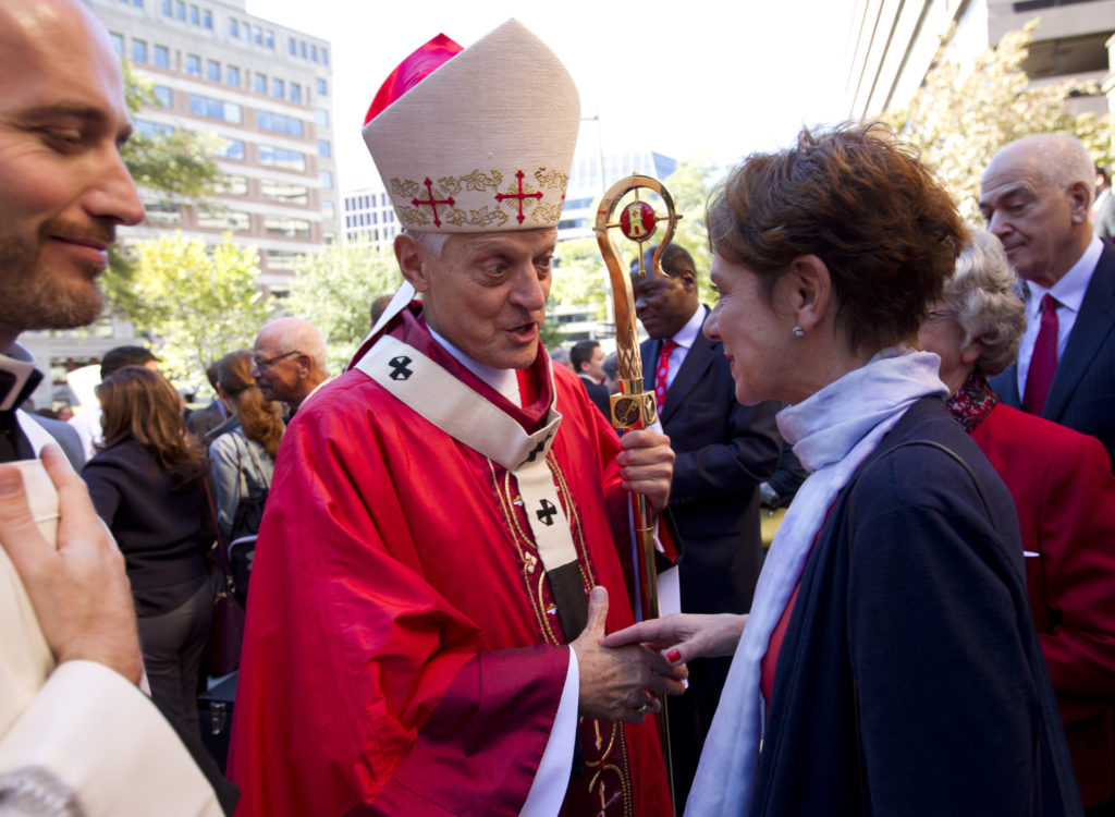 Photo of Cardinal Donald Wuerl