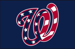 Logo of the Washington Nationals baseball team