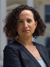 Portrait of Laura Rosenhall