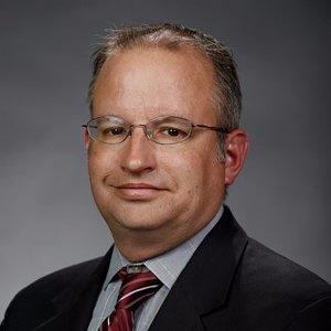 Portrait of Steve Robertello