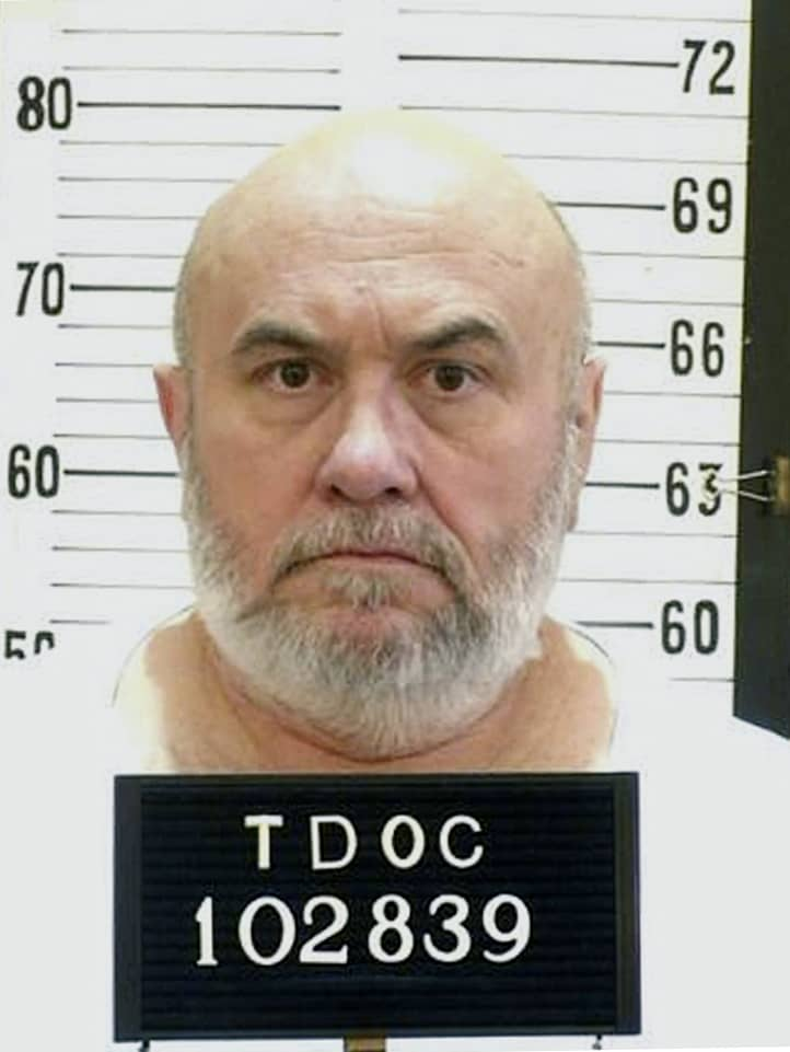 Mug shot of Edmund Zagorski
