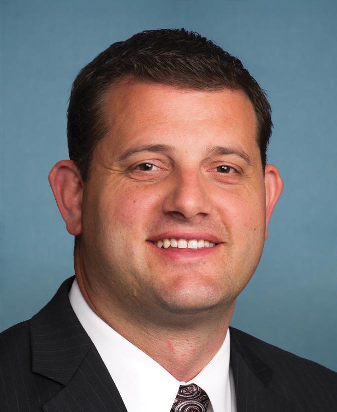 Official portrait of Rep. David Valadao