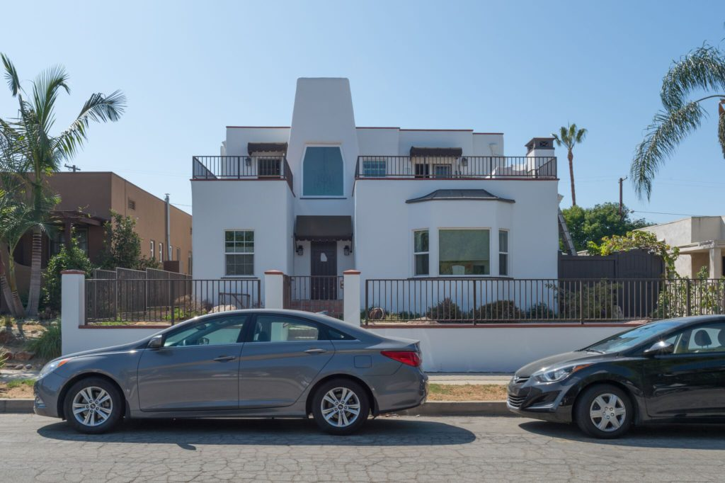 Photo of two-story home in Long Beach