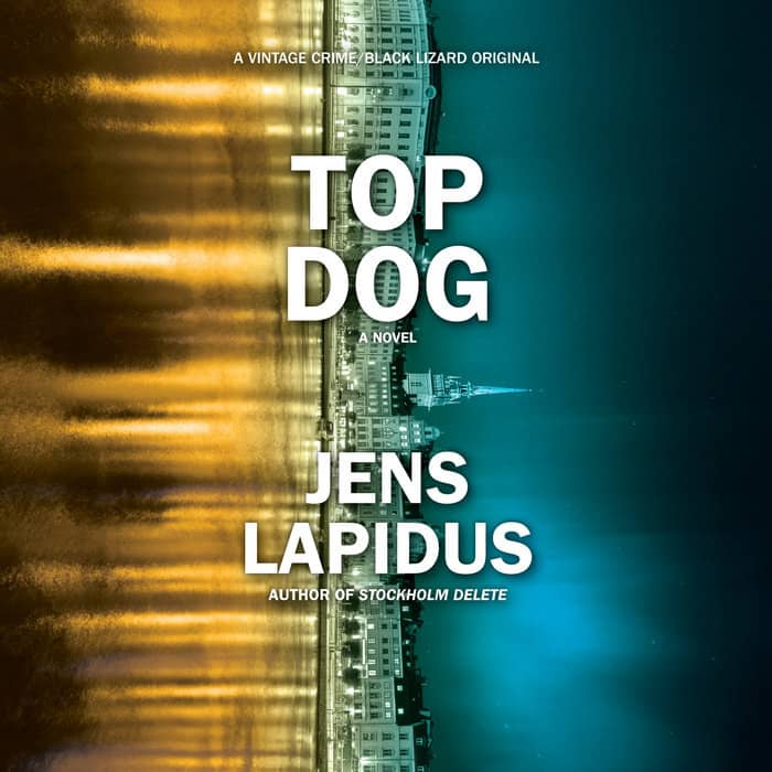 "Photo of the book cover for ""Top Dog"""