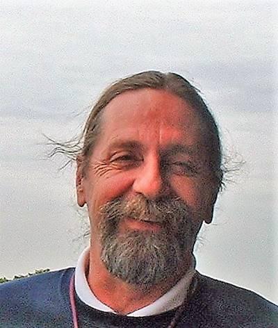 Portrait of Fresno veterans advocate Jim Doyle