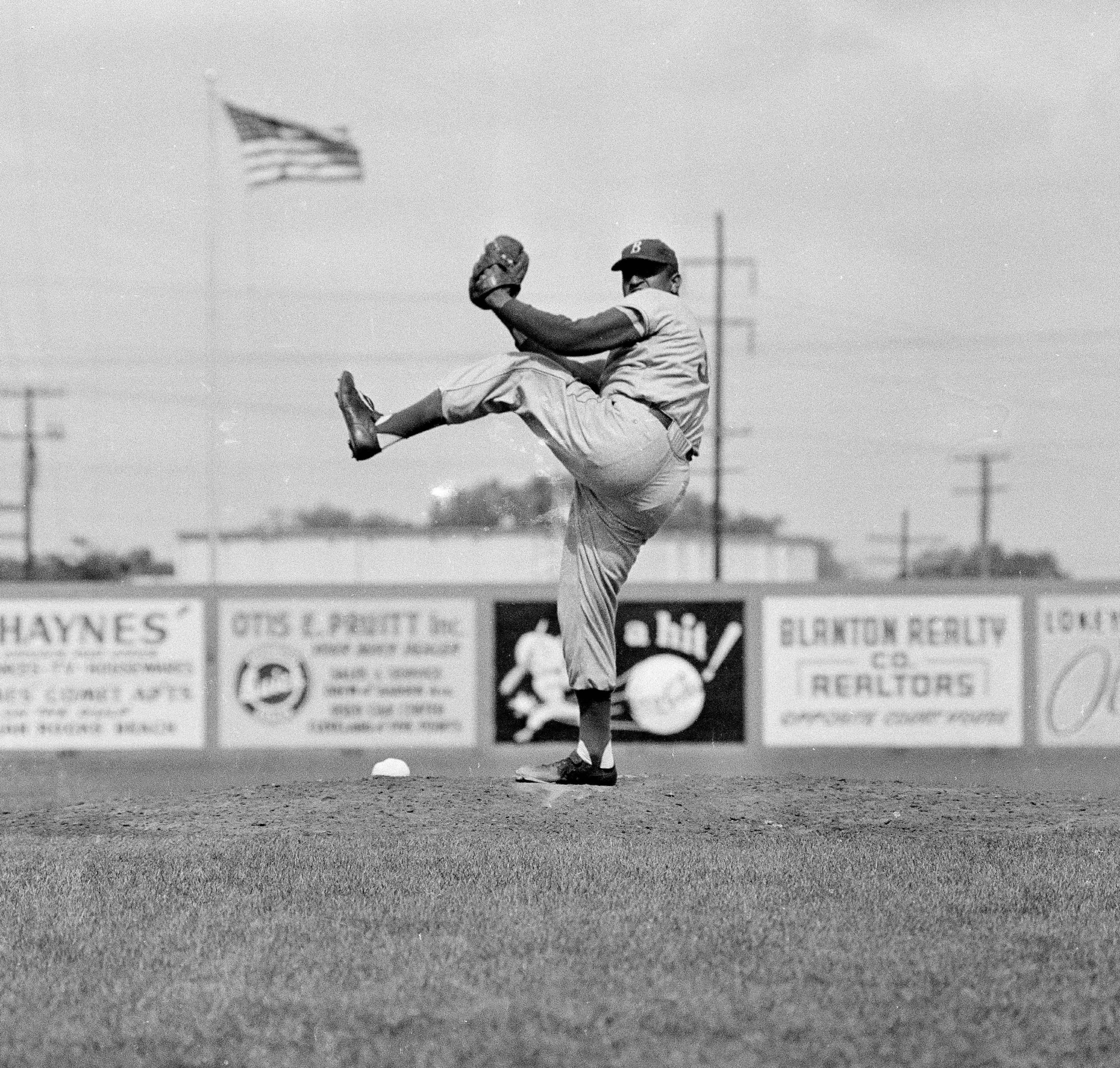 Photo of Don Newcombe