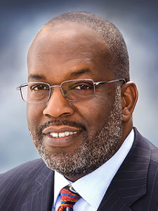 Portrait of Kaiser Permanente CEO Bernard Tyson