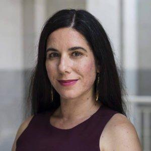 Portrait of Calmatters reporter Felicia Mello