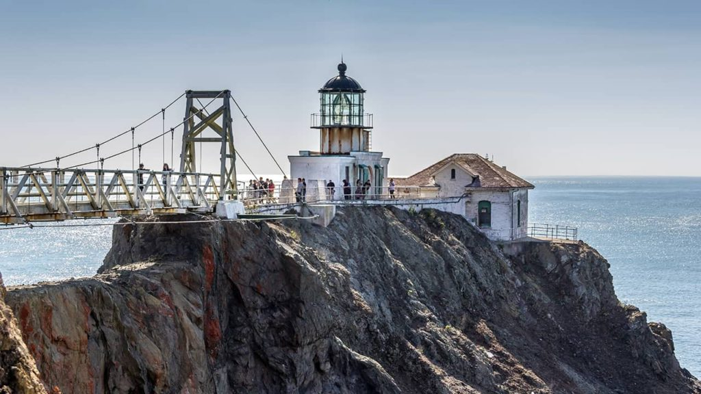 Photo of Point Bonita Lighthouse