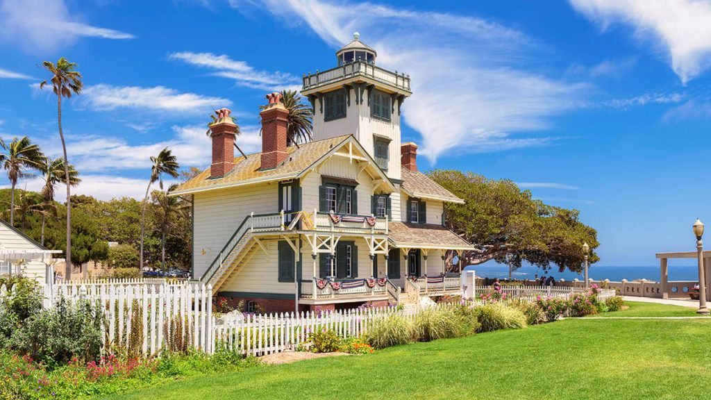 Photo of Point Fermin Lighthouse