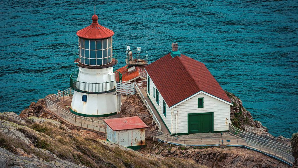 Photo of Point Reyes Lighthouse