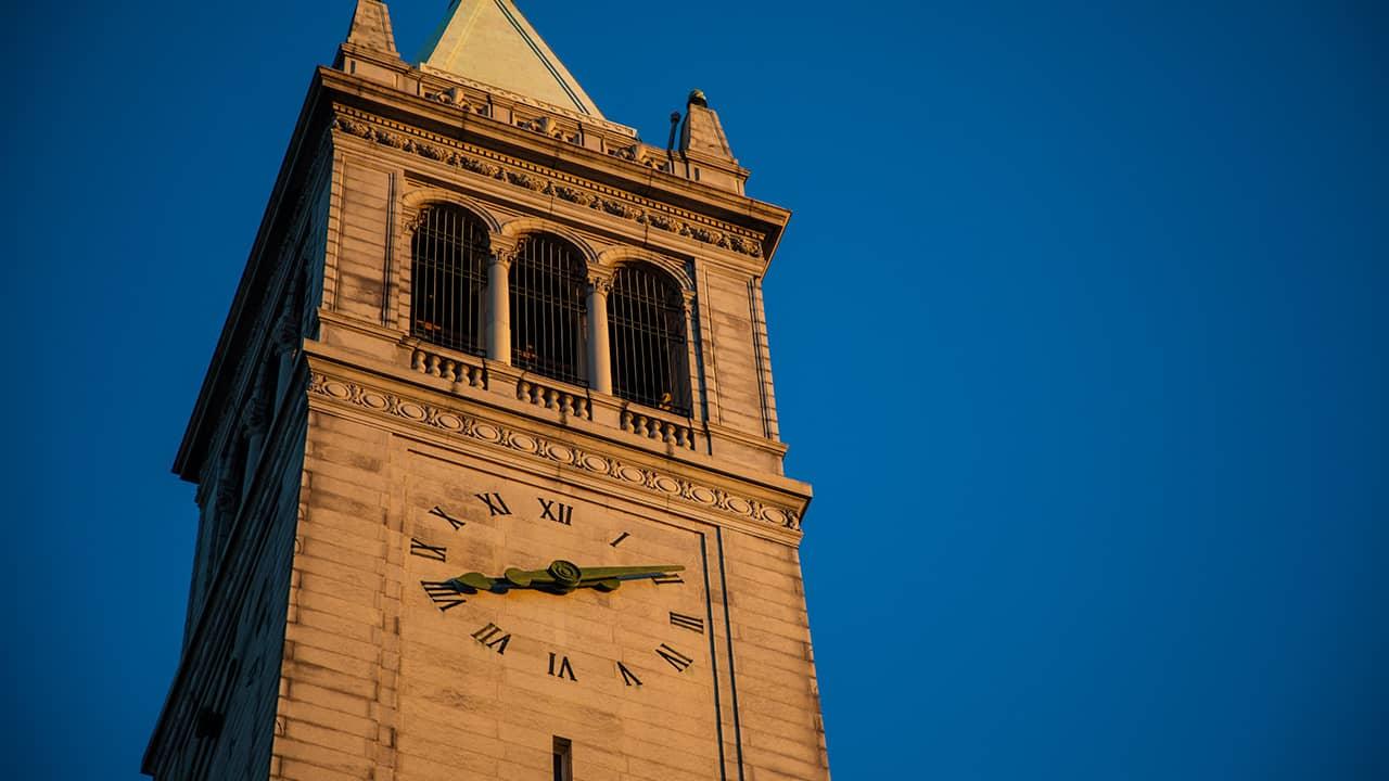Photo of UC Berkeley