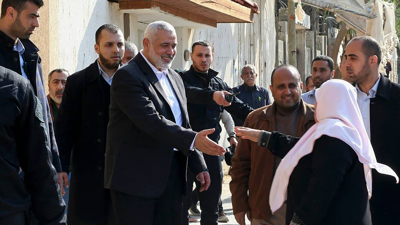 Photo of Ismail Haniyeh