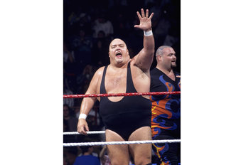 photo of professional wrestler king kong bundy