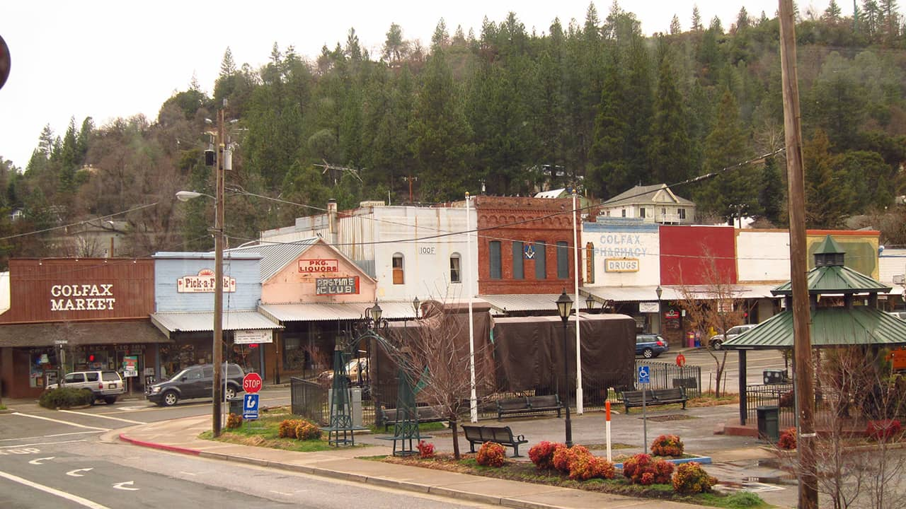 Photo of Colfax, CA