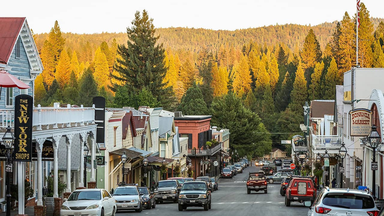 Photo of Nevada City
