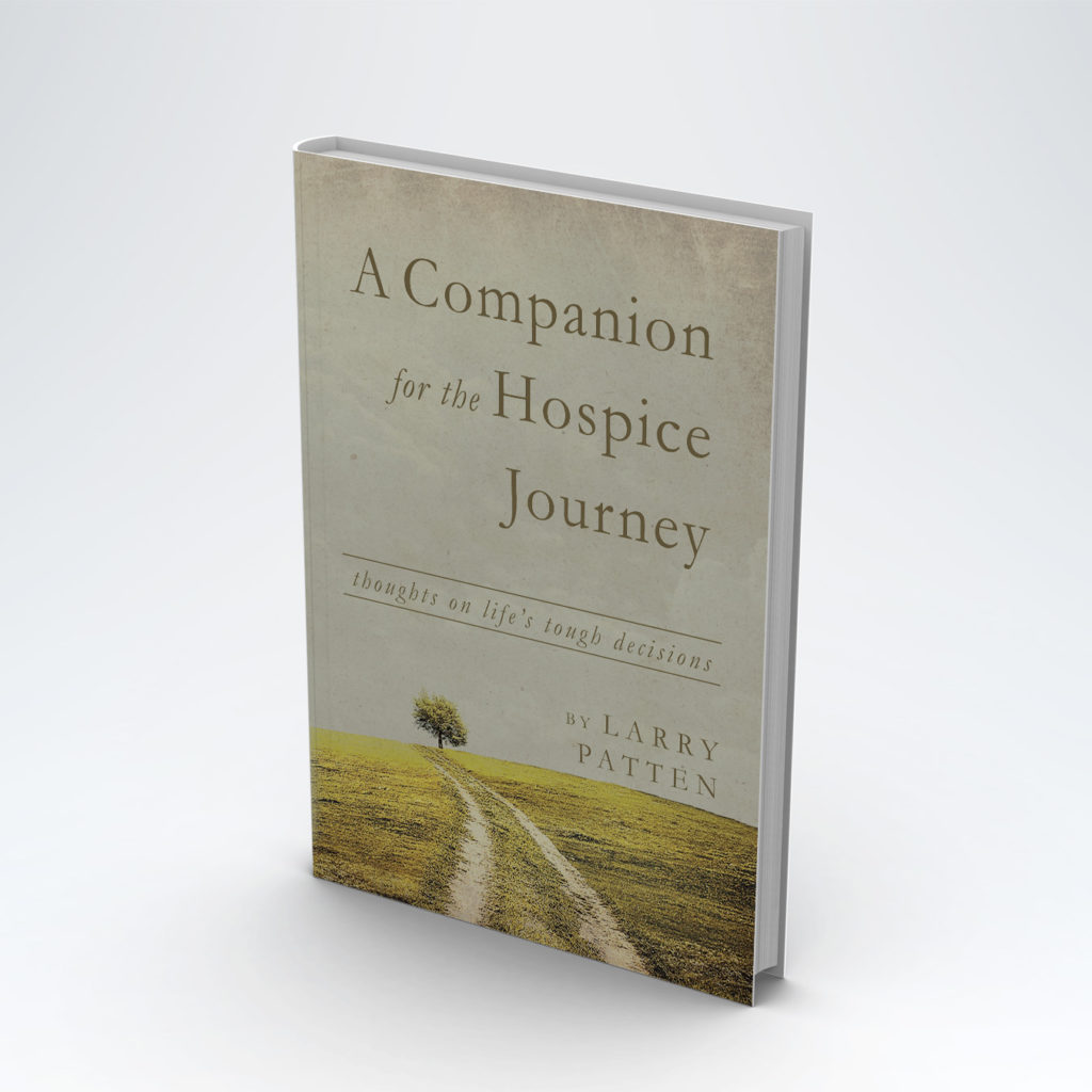"Book cover of ""A Companion for the Hospice Journey"""