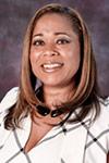 Portrait of Edison High region trustee Keisha Thomas