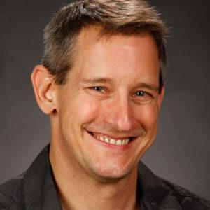 Portrait of Fresno State political science professor Thomas Holyoke