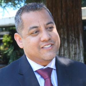 portrait of Miguel Arias