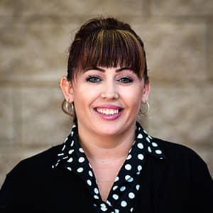 Portrait of Breaking the Chains CEO Debra Rush