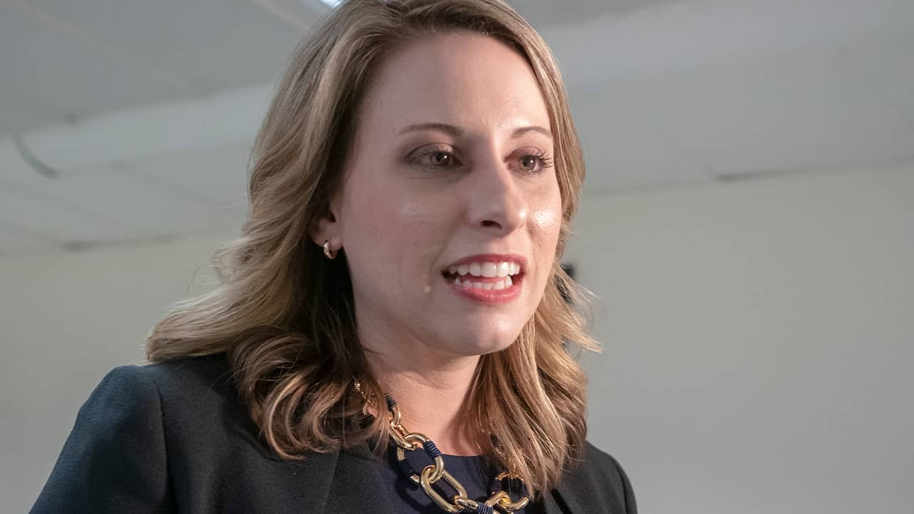 Photo of Rep. Katie Hill