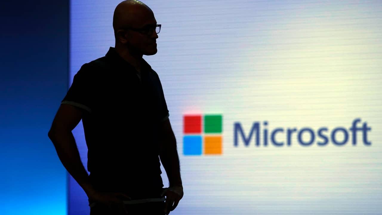 Photo of Microsoft CEO Satya Nadella