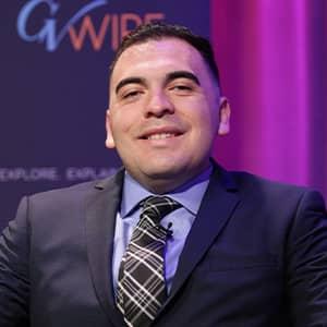 Photo of Oscar Sandoval