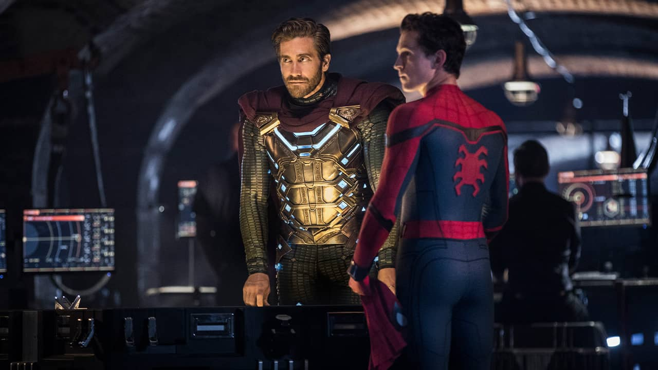 "Photo of a scene from ""Spider-Man: Far From Home"""