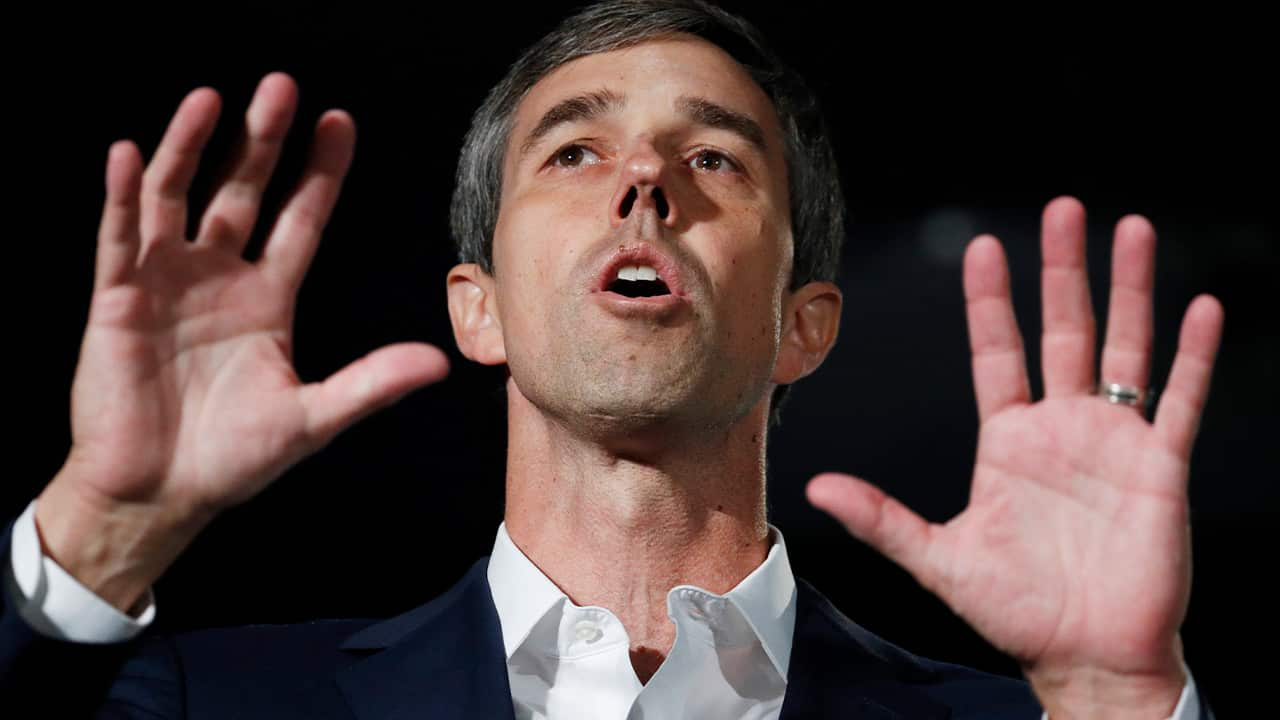 Photo of Beto O'Rourke