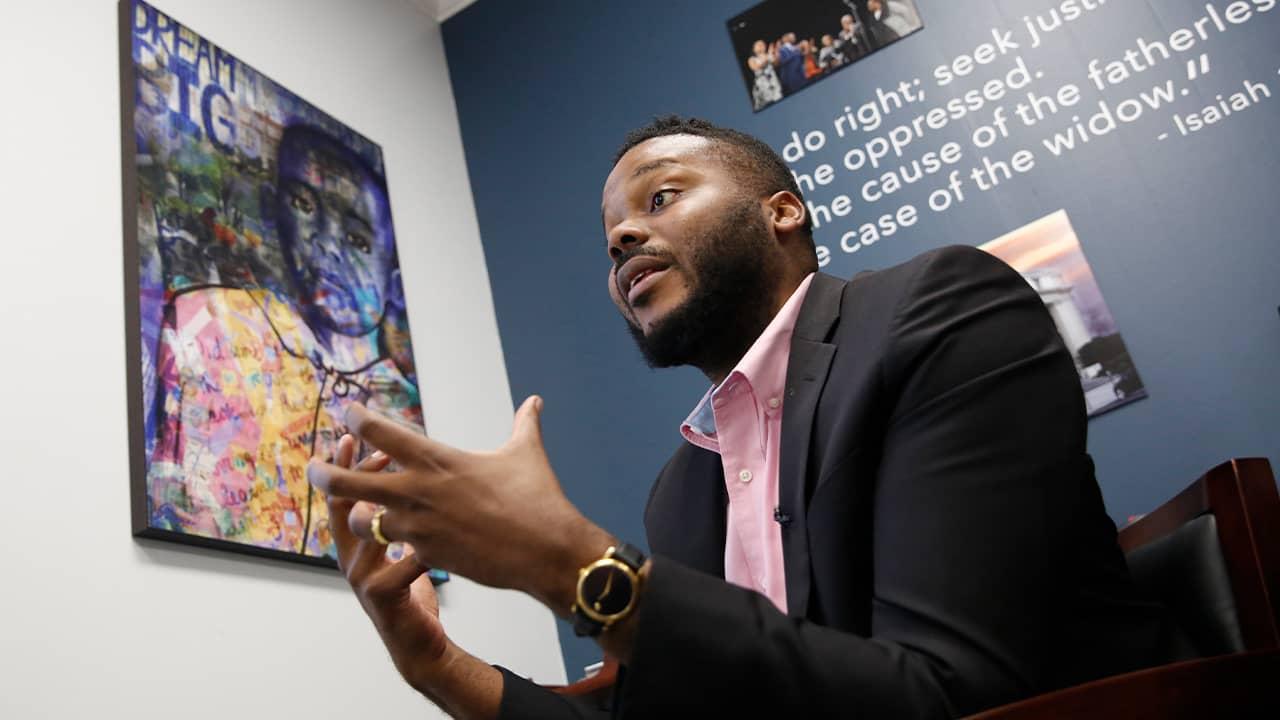 Photo of Mayor Michael Tubbs