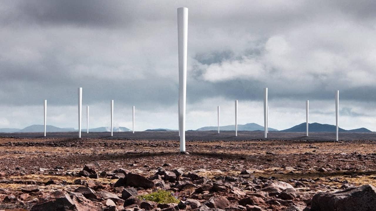The Future of Wind Turbines? No Blades - GV Wire