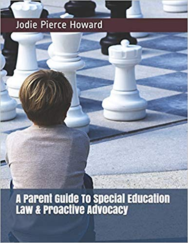 Photo of the cover of A Parent Guide To Special Education Law & Proactive Advocacy