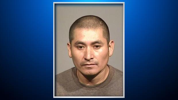 Booking photo of suspected rapist Juan Lopez