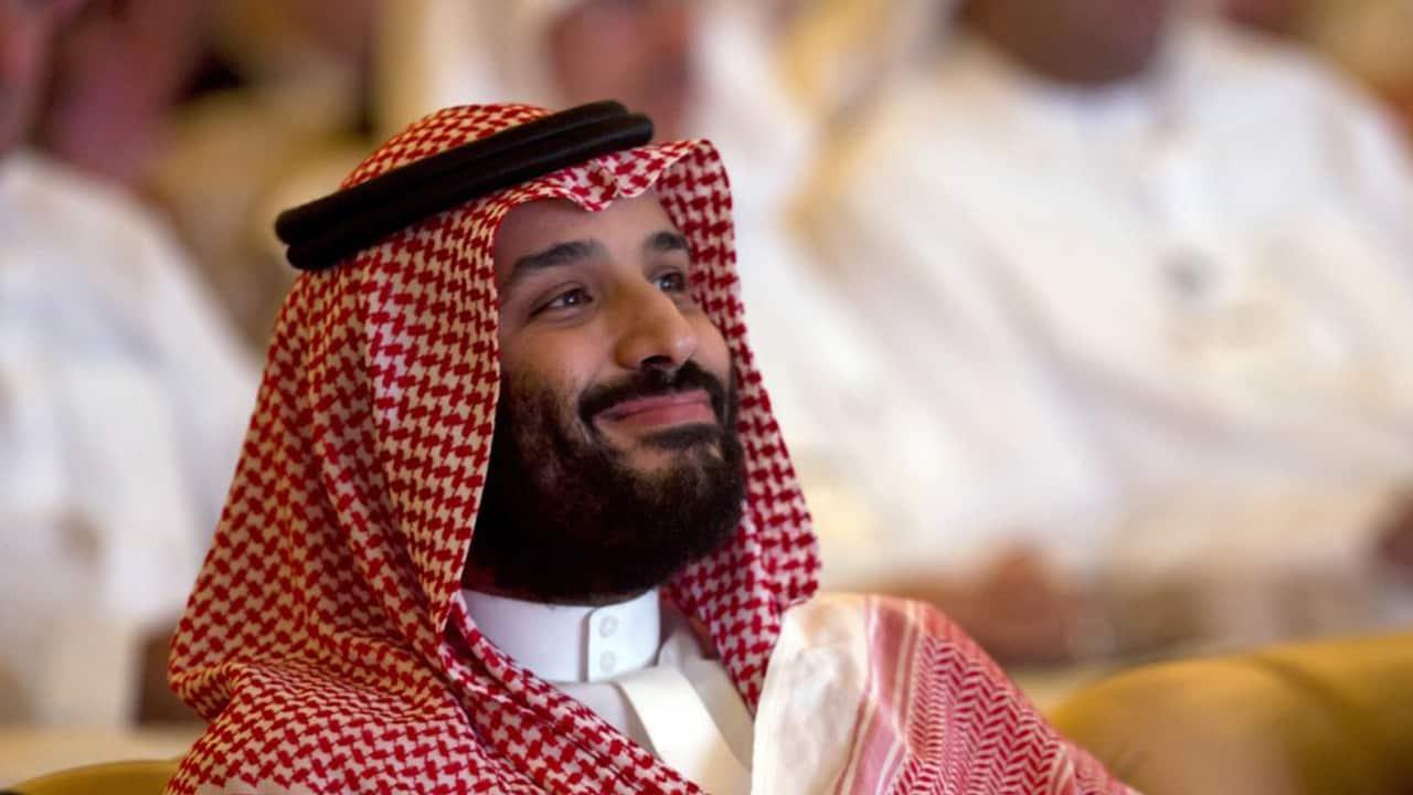 Photo of Saudi Crown Prince Mohammad bin Salman
