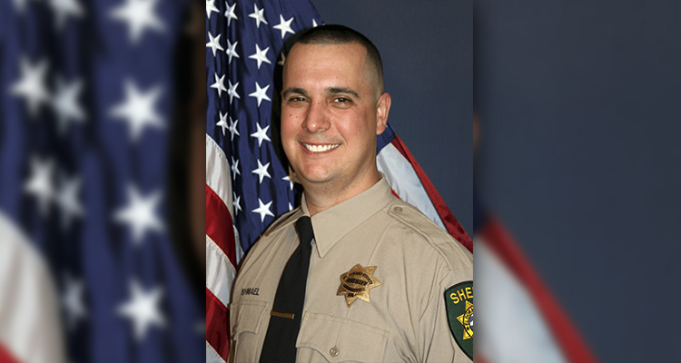 Photo of Deputy Brian Ishmael