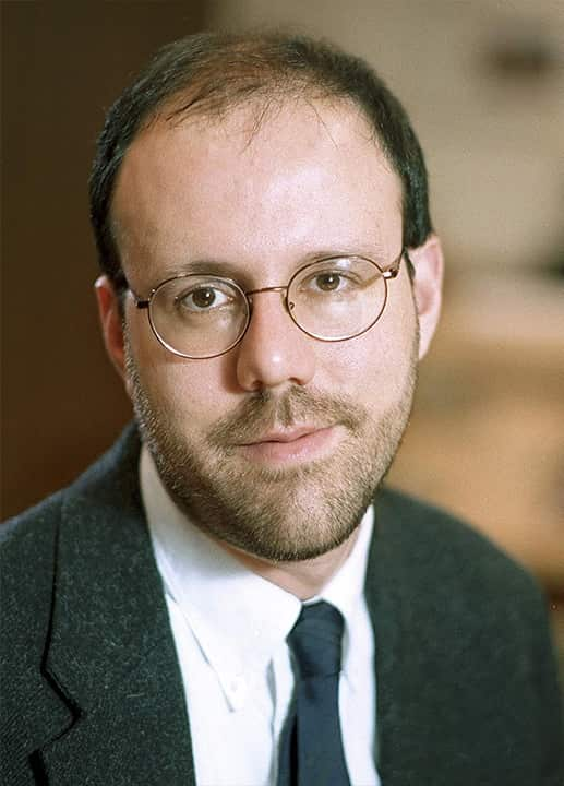 Photo of Michael Kremer